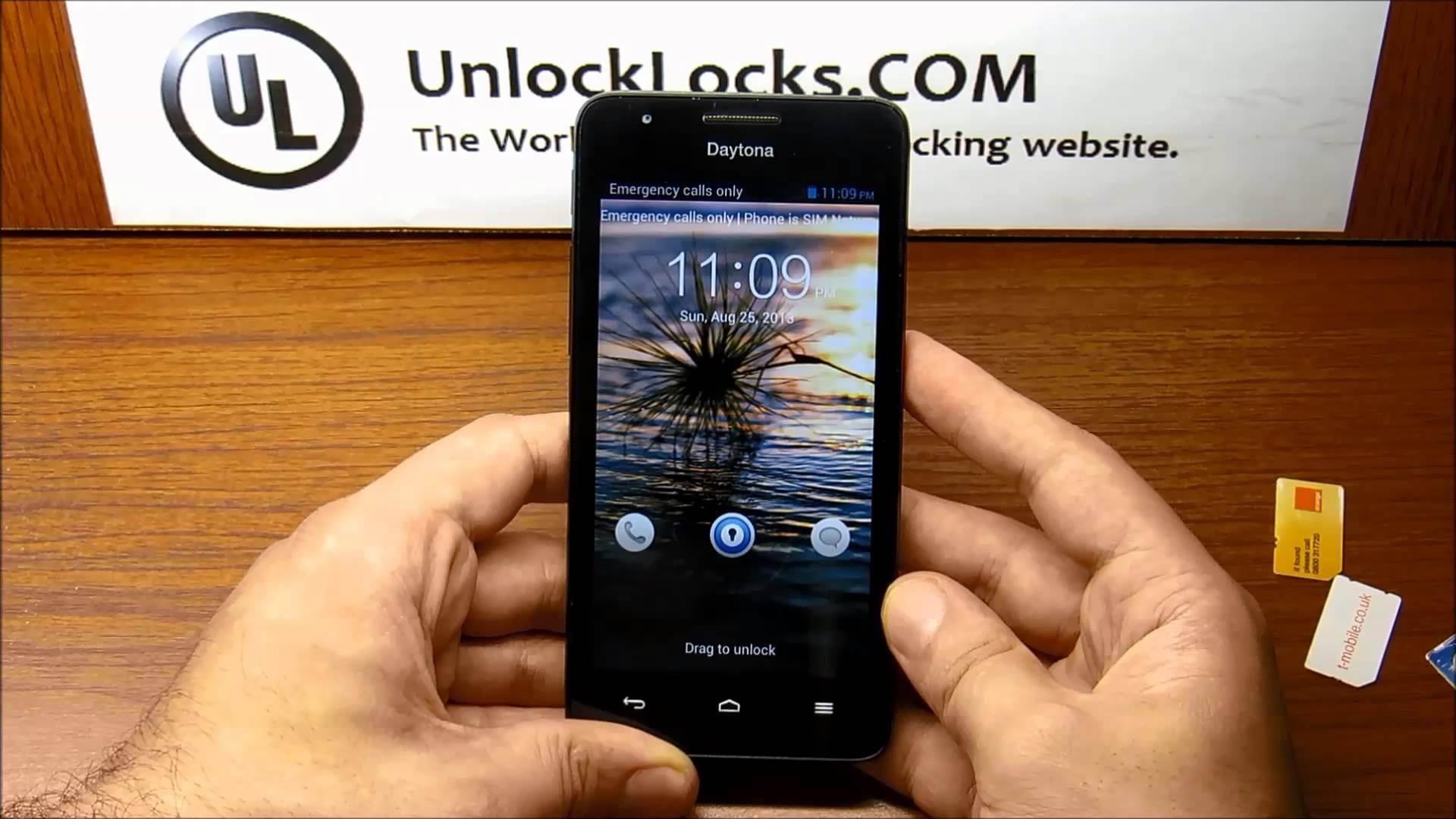 How To Unlock a MetroPCS Huawei Vitria smartphone by unlock