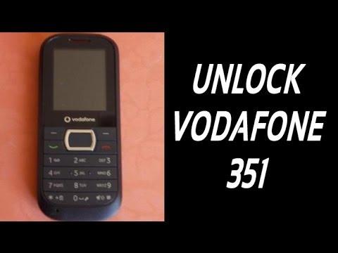 vodafone 255 unlock code