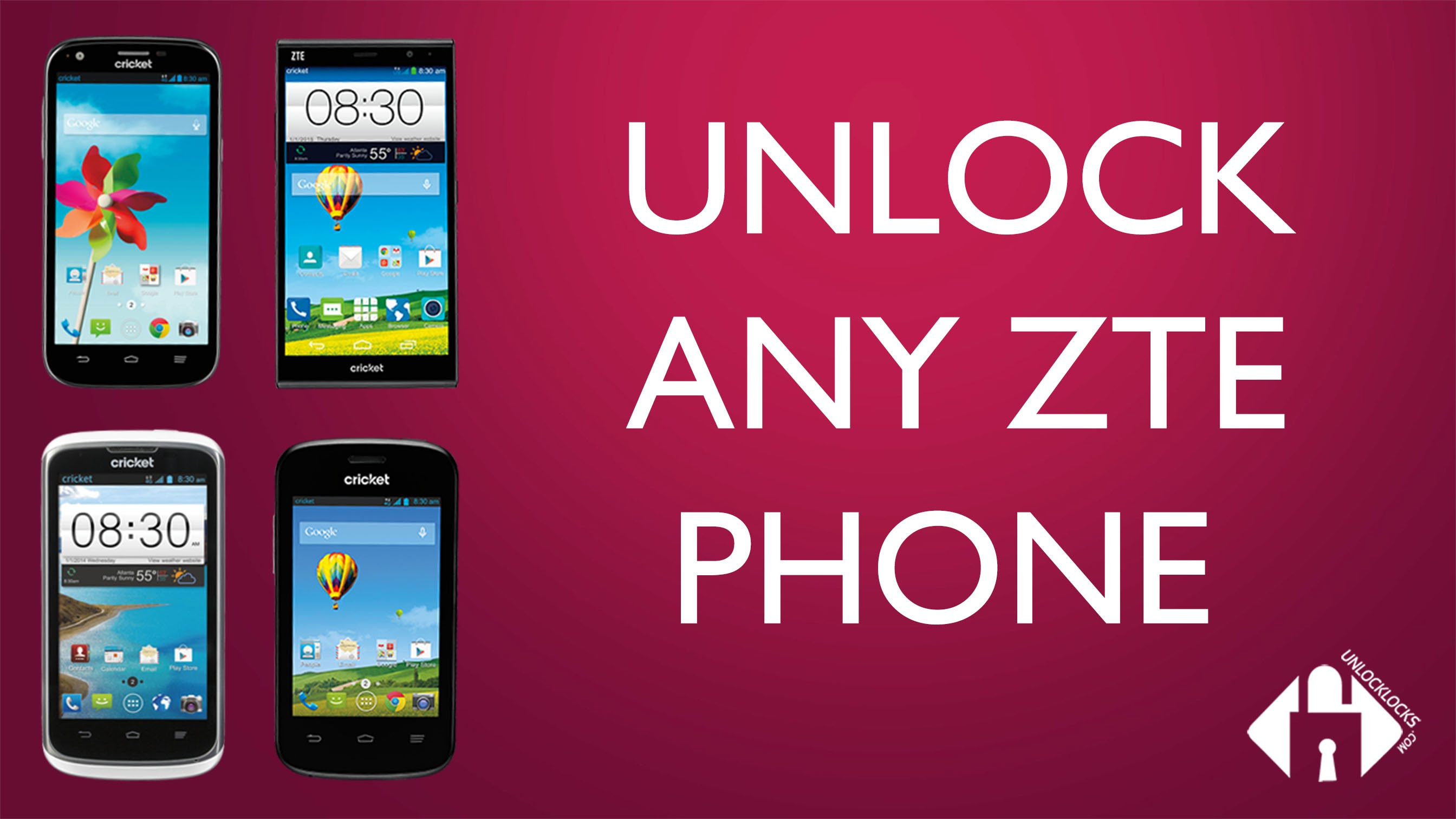 How To Unlock Cricket Wireless Zte Fanfare By Unlock Code
