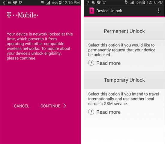 How To Unlock T-Mobile LG Aristo 2 Plus (X212TA