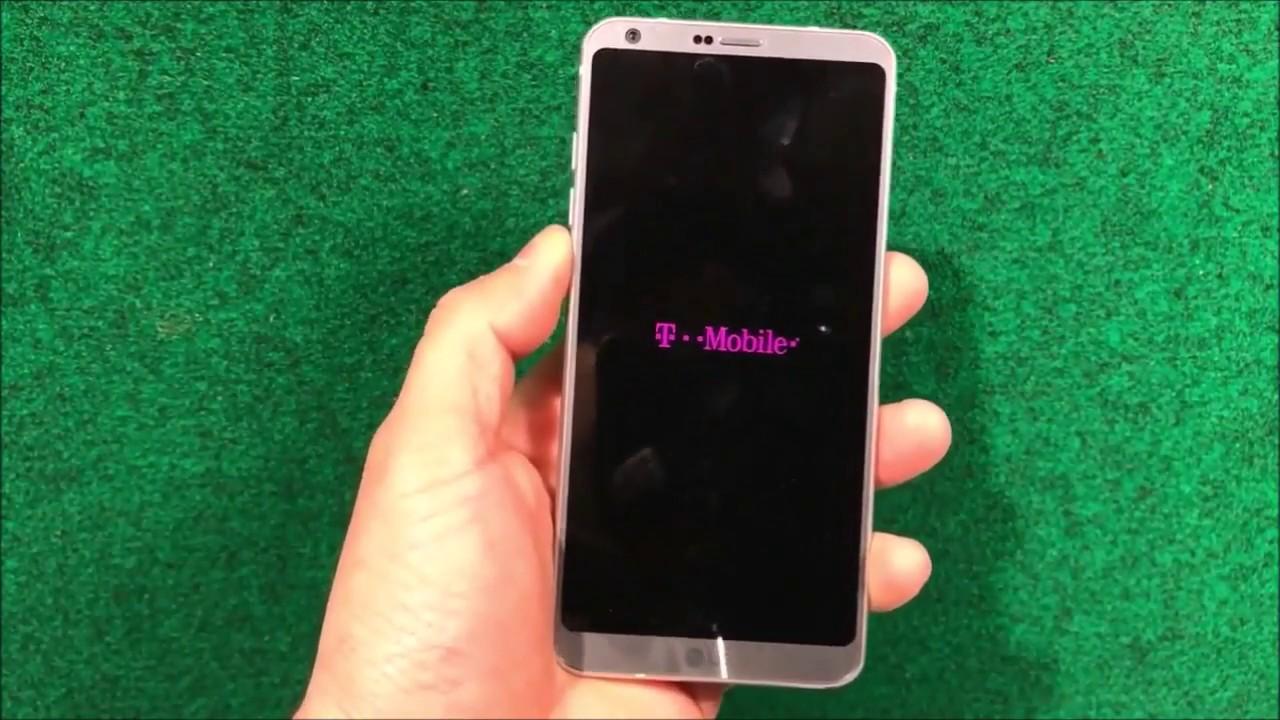 How To Unlock T-Mobile LG G7 ThinQ (LMG710TM)  – UnlockLocks COM